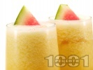 Рецепта Смути от портокал и пъпеш